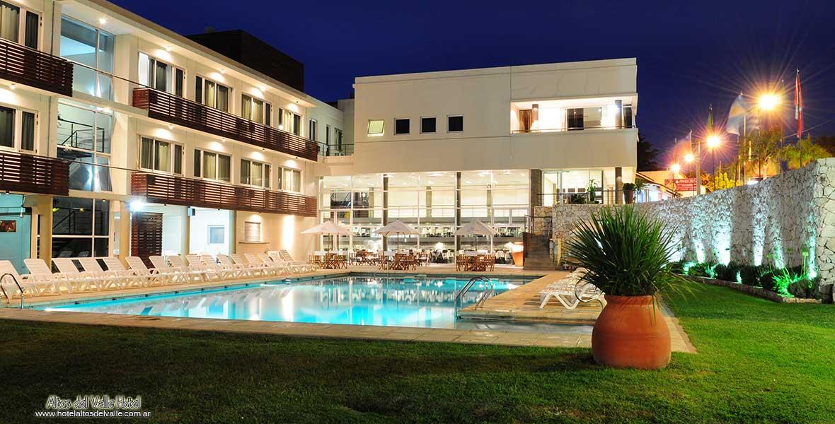 Hotel altos del valle 2016 - Hotel valle aurina con piscina ...